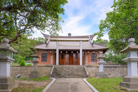 shinto: Tongxiao Shinto Shrine