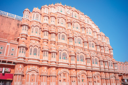wind palace in jaipur, india