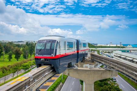Yui Rail Naha City Monorail
