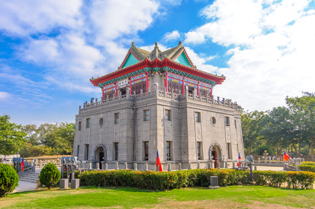 juguang tower in kinmen