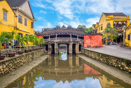 Japanese Covered Bridge, also called Lai Vien Kieu Editoriali