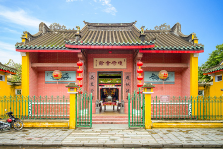 Assembly Hall of the Hainan Chinese Congregation 写真素材