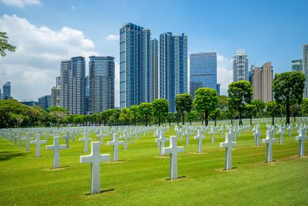 American Cemetery an Memorial, Manila, Philippines