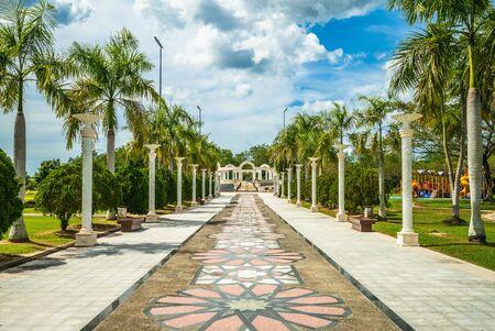 Silver Jubilee Park in Bandar Seri Begawan, Brunei