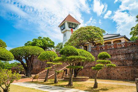 Fort Zeelandia, aka Anping Fort in Tainan, Taiwan