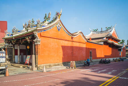 State Temple of the Martial God in tainan, taiwan