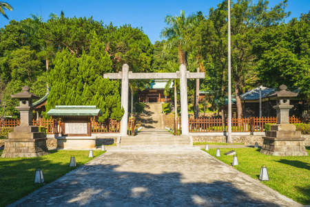 Taoyuan martyrs shrine, former taoyuan shinto shrine, Taiwan