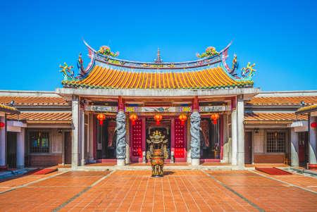 Zhongyi Temple at Liouduei, pingtung county, taiwan Banque d'images
