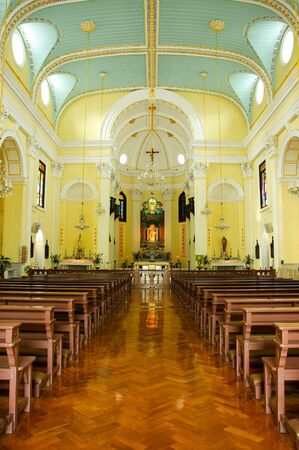 macao: St.Lawrences Church in Macao