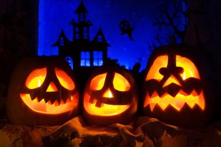 all saints day: Photo pumpkins for Halloween. All Saints Day. Halloween Feast