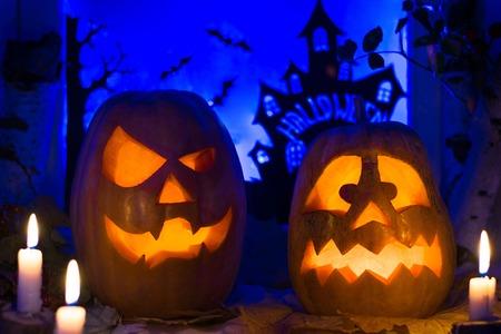 wood spider: Halloween pumpkin. Halloween pumpkin and autumn leaves. Halloween pumpkin lantern.Halloween pumpkin face. Orange halloween pumpkin. Halloween pumpkin and candles.