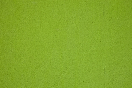 A Light Shade Of Lime Green Paint On A Rendered Surface Stock Photo