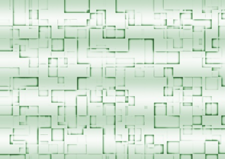 simple abstract background of mosaic square tiles photo