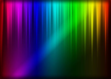abstract background vibrant photo