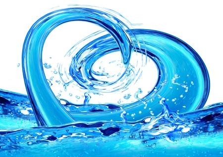 Coeur de l'eau R�sum�