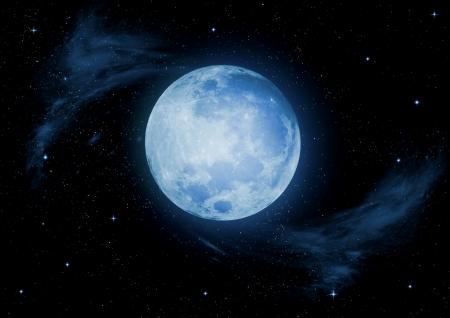 Full moon Stock Photo - 14099369