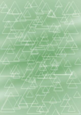 Abstract background consisting of set of shining triangles photo