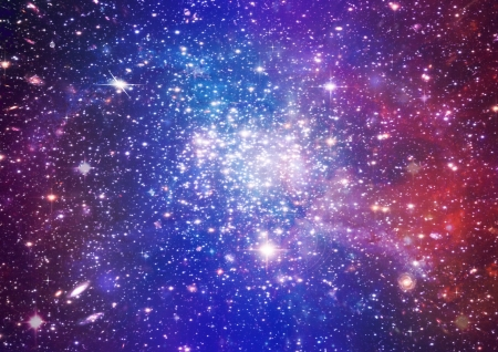 loin: Galaxie lointaine