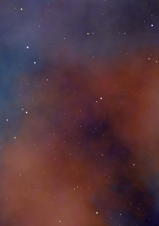 Small part of an infinite star field of space in the Universe Stock Photo - 15741575