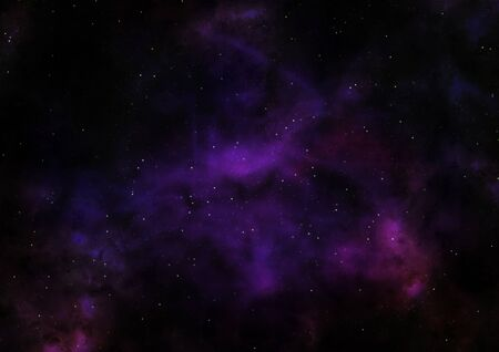 Small part of an infinite star field Stock Photo - 15798878