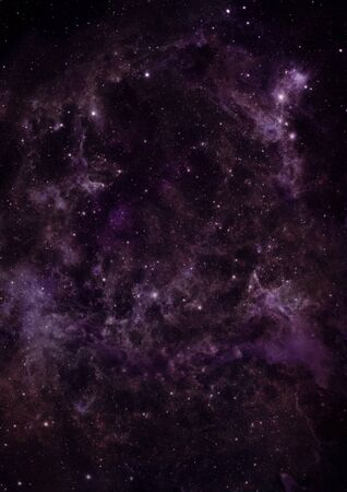Small part of an infinite star field Stock Photo - 16226194