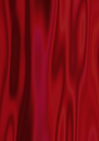 abstract red royal fabric photo