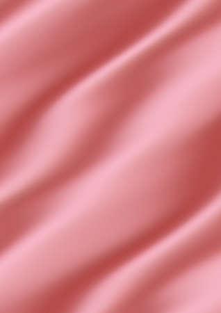pr�s de tissu textur� soie rouge