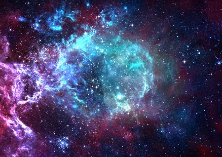 """galaxy: Sterne-Bereich im Raum ein Nebel und ein Gas-Staus. """"Elemente dieses Bildes von der NASA eingerichtet""""."""