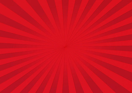 elegance: Abstract red elegance background with radial lines Stock Photo