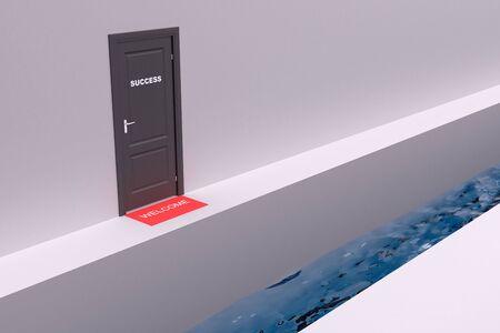 ditch: Door to success beyond the water