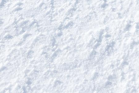 A pure white powdery snow background texture 版權商用圖片