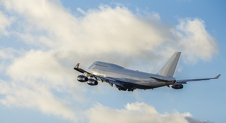 boeing 747: Passenger Aircraft, Boeing 747. Demarked for RF use