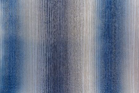 Wood texture with unusual blue tones