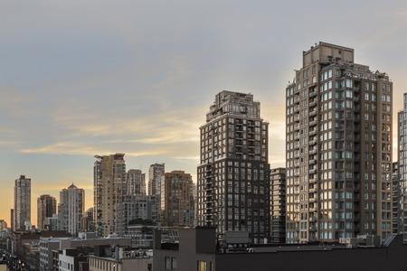 Residential Apartment Buildings Imagens - 72756602