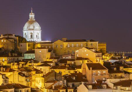 National Pantheon, Lisbon, Portugal Stock Photo - 72756621