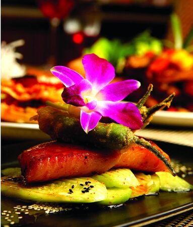 Salmon Main Dish