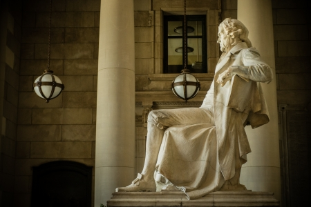 jefferson: Thomas Jefferson Memorial in St  Louis, Missouri, USA  Stock Photo