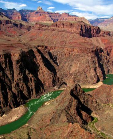 erosion: Tiers of History, 2.5 billion years of erosion, Grand Canyon national park, arizona