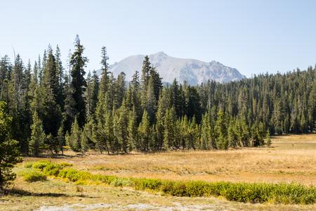 volcanic: lassen volcanic national park, California volcanic peaks