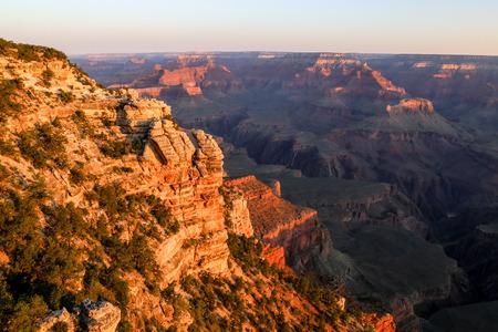 majesty: Grand Canyon hiking around national park arazonia Unesco