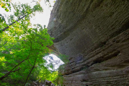 Natural Arch Scenic Area, Kentucky