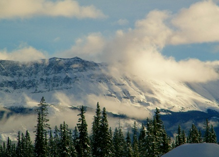 louise: The view from Lake Louise