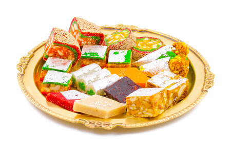 Indian Dry Fruits Sweets