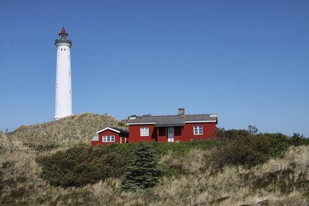 jutland: Lyngvig Lighthouse, Denmark