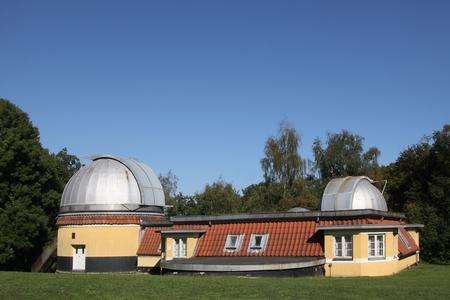 The observatory of Aarhus, Denmark Editorial