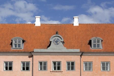 Moesgaard museum near Aarhus in Denmark