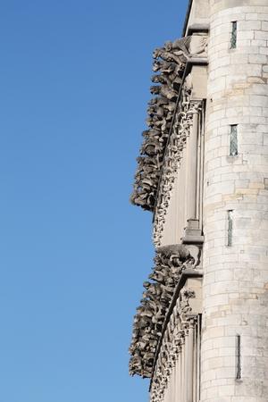 Gargoyles of Notre-Dame de Dijon