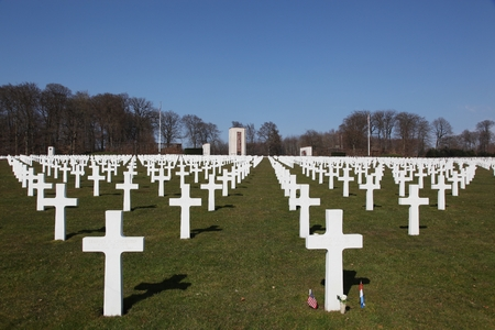 patton: Luxembourg American cemetery and memorial
