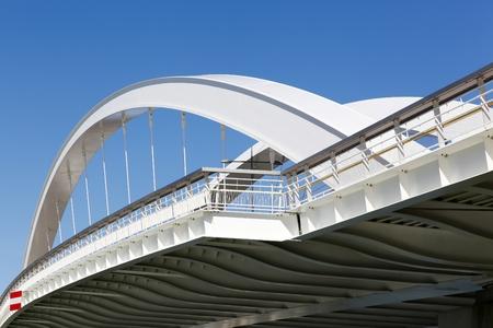 barre: Raymond Barre bridge in Lyon, France