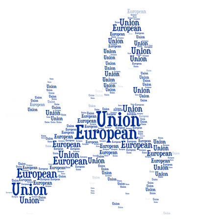 england politics: European Union illustration